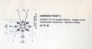 Zabriskie Point S di DE MAJO - PROMOZIONE META' PREZZO Image 1