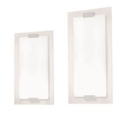 Applique Plafoniera Tabula 6024 di Linealight, sconto 50%, VENDUTO