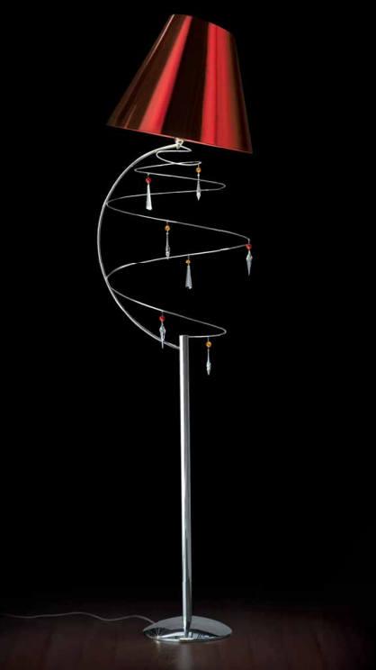 Lampada da Terra Vertigo 460/LT, sconto 50%, prezzo scontato 882,67 euro - 1 pezzo disponibile